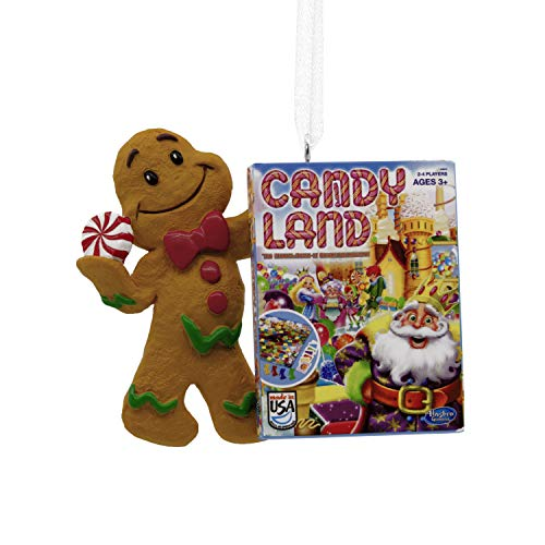 (Hallmark Christmas Ornaments, Hasbro Candy Land Ornament)