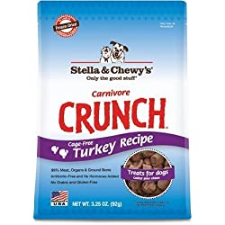 2 Pack Stella & Chewy's Freeze Dried Carnivore Crunch (Turkey)