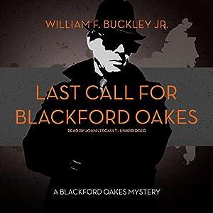 Last Call for Blackford Oakes Audiobook