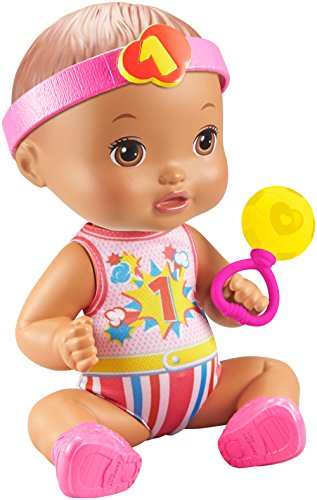 Little Mommy Wonder Nursery Doll, Light Brown Haired, Styles May Vary