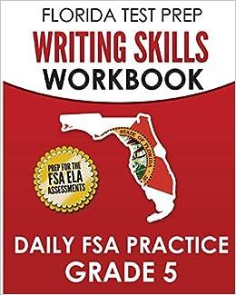 Amazon com: FLORIDA TEST PREP Writing Skills Workbook Daily