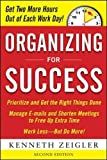 Organizing for Success, Second Edition (Business Skills and Development) 2nd Edition