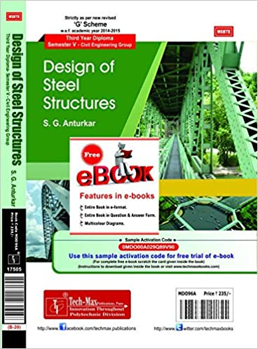 Amazon in: Buy Design of Steel Structure Book Online at Low