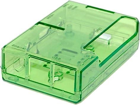 non-brand Estuche Protector de Caja para Raspberry Pi 2B 3B 3B + Parte de Industrias Durable: Amazon.es: Electrónica