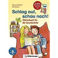 """Schlag auf, schau nach! – Wörterbuch für die Grundschule mit CD-ROM, Neubearbeitung: mit Heft """"Rechtschreib-Tipps für die Hosentasche"""""""