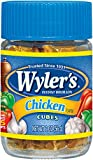 Wyler's Chicken Instant Bouillon Cubes, 2 oz Jar