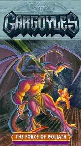 Gargoyles Vol 2: The Force of Goliath [VHS]