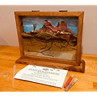 Classic Wooden Ant Farm (Free Ants, Free Shipping)