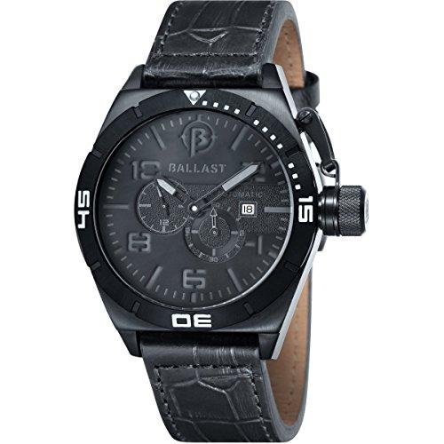 Ballast BL-3130-04 AMPHION Analog Display Swiss Made Men's Watch
