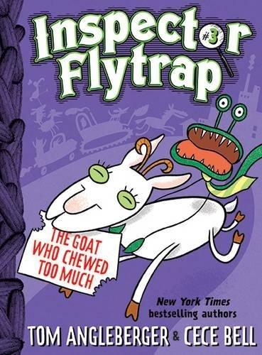 Image of Inspector Flytrap in the Goat Who Chewed Too Much