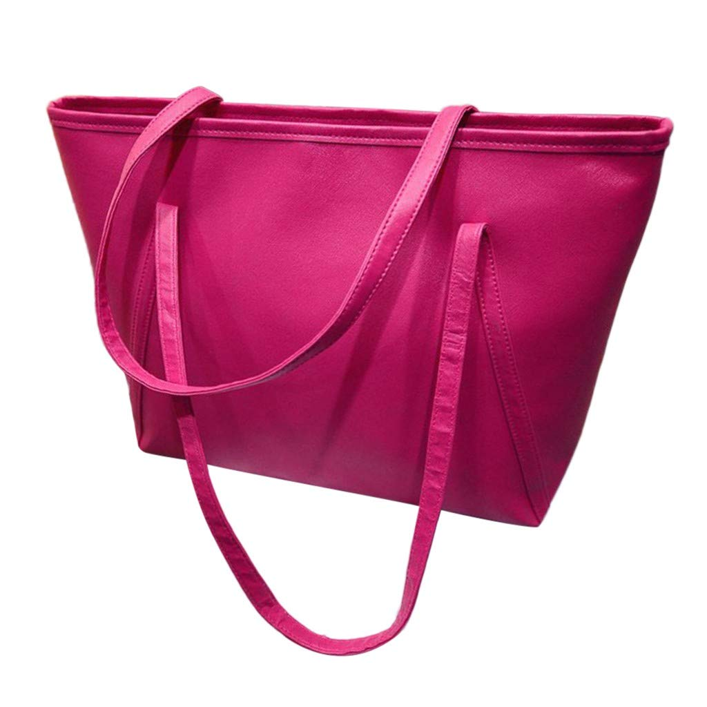 f6b7aacab57d Amazon.com : ❤ Sunbona Messenger Bags Totes for Women Solid ...