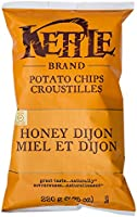 Kettle Chips Honey Dijon Chips, 220 Gram