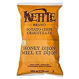 Kettle Chips Chips de Dijon au miel, 220 Grammes