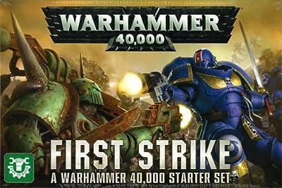 Warhammer 40,000: First Strike by Warhammer