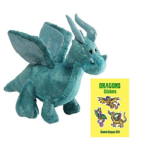 Rubble Gund Plush Dragon with Sticker (Wish Bear Care Bear Costume)