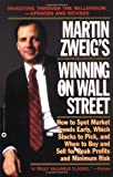 Martin Zweig Winning on Wall Street, Martin E. Zweig, 0446672815