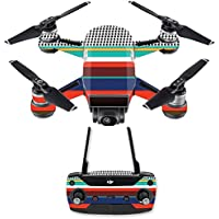 Skin for DJI Spark Mini Drone Combo - New Color  MightySkins Protective, Durable, and Unique Vinyl Decal wrap cover   Easy To Apply, Remove, and Change Styles   Made in the USA