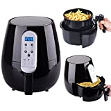 Air Fryer Hot Air Fryer Smart Technology with Temperature and...