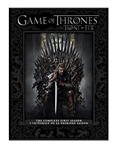 Game of Thrones: The Complete First Season (Bilingual / Discontinued) (Sous-titres français)