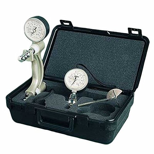 Jamar Hydraulic Hand Evaluation Kit - Hand Dynamometer, Pinch Gauge and Finger Goniometer by Hand-Evaluation-Sets