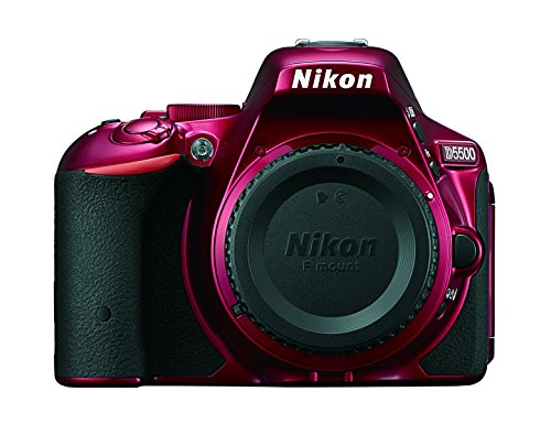 Nikon D5500 DX format Digital Body