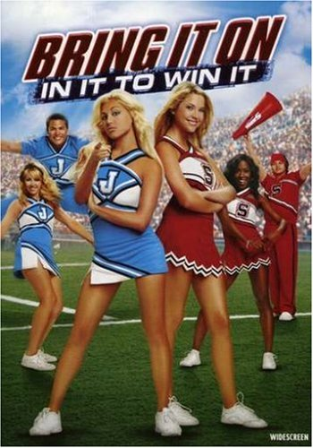 DVD : Bring It on: In It to Win It (, Dubbed, Dolby, AC-3, O-Card Packaging)