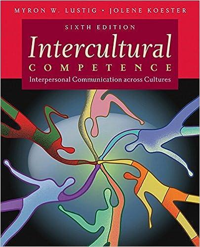 Amazon.com: Intercultural Competence: Interpersonal Communication ...