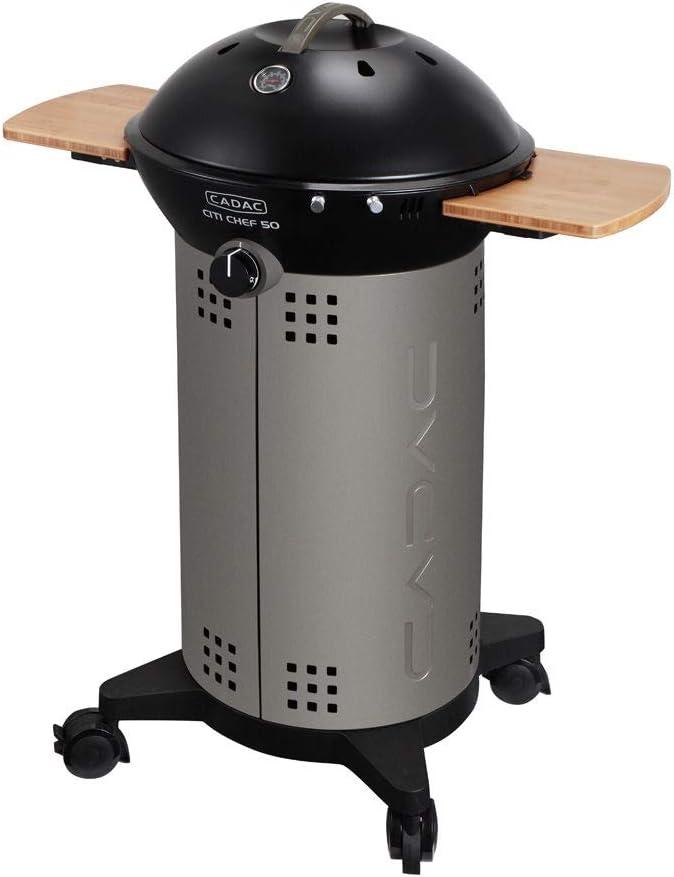 Cadac Citi Chef 50 - Barbacoa de gas para patio