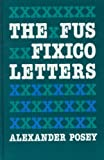 The Fus Fixico Letters, Alexander Posey, 0803237049