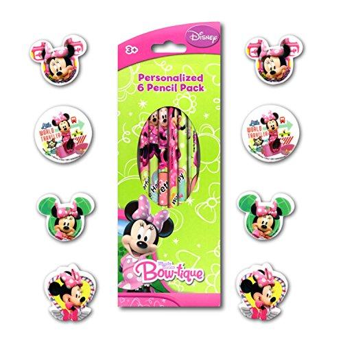 minnie mouse school supplies - 3