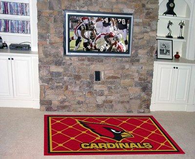 Arizona Cardinals Utility Mat - 7