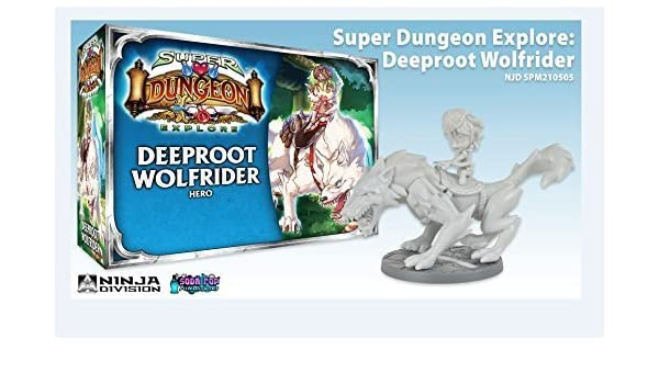 Deeproot Wolf Rider Game by Ninja Division: Amazon.es ...