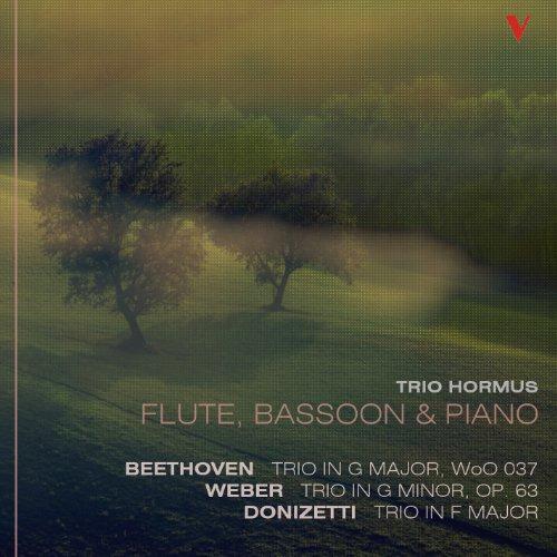 onizetti: Trios For Flute, Bassoon & Piano ()