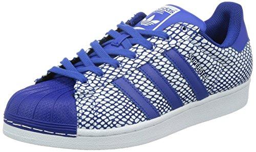 adidas Pack Basses Snake Blue Bold Homme Baskets Superstar Blue Bold White Bleu UrxUwqSB