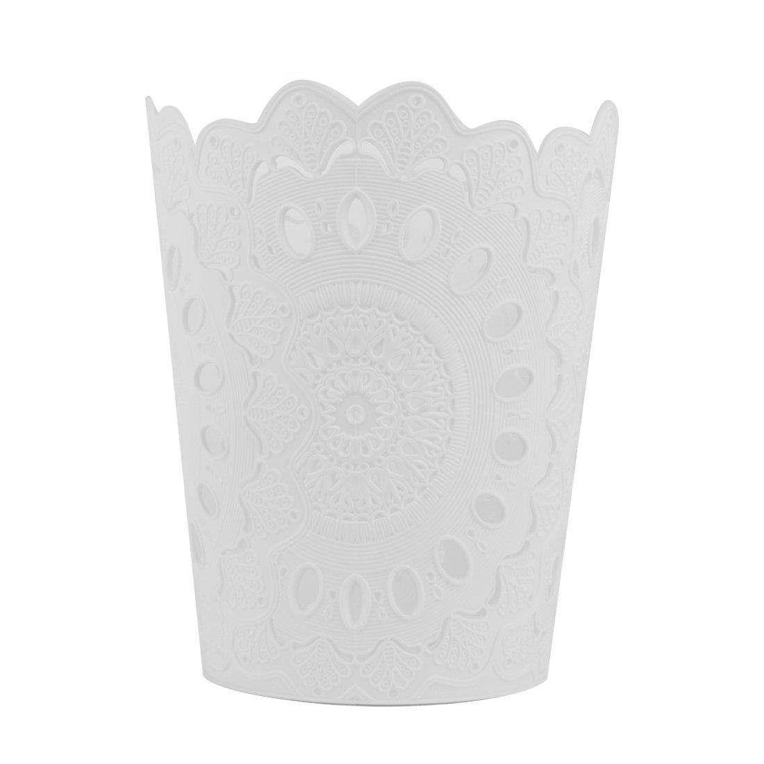 FOKOM Waste Paper Basket Paper Bin