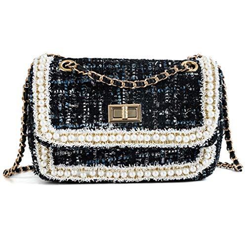 22CM9CM15CM Crossbody Women Bags Black Shoulder Ladies Blue Bag Messenger Sq06xwza