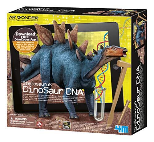 4M Stegosaurus Dinosaur DNA ()