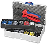 Knipex 97 90 23 Crimp Assortments 0,5-6mm with Crimping Pliers