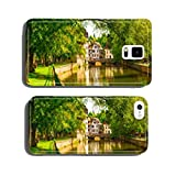 Strasbourg, water canal in Petite France area, Unesco site. Alsa cell phone cover case Samsung S5