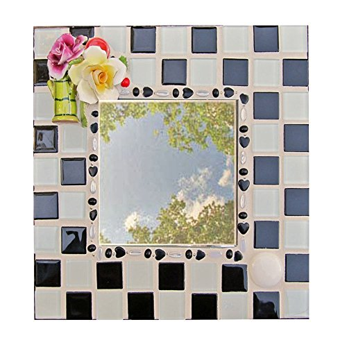 Checker Board Floral - Mckenzie Products