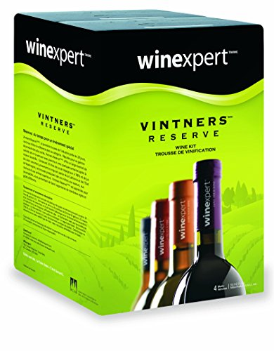 Vintners Reserve White Zinfandel 10 Liter Wine Making Kit