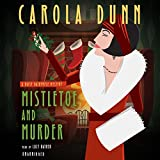 Bargain Audio Book - Mistletoe and Murder  The Daisy Dalrymple