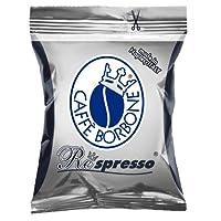 Caffè Borbone Respresso Miscela Nera - Confezione da 100 Pezzi