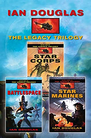 book cover of The Legacy Trilogy