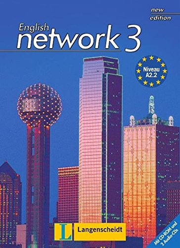 English Network 3 New Edition - Student's Book mit 2 Audio-CDs