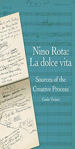 Nino Rota: La Dolce Vita: Sources Of The Creative Process (Composer's Workshop)