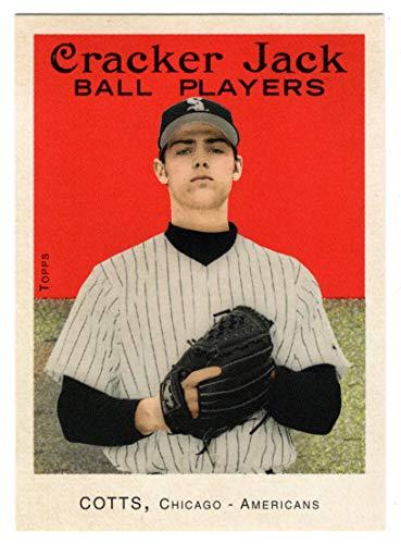Cotts Neal Baseball - Neal Cotts (Baseball Card) 2004 Topps Cracker Jack # 188 NM/MT