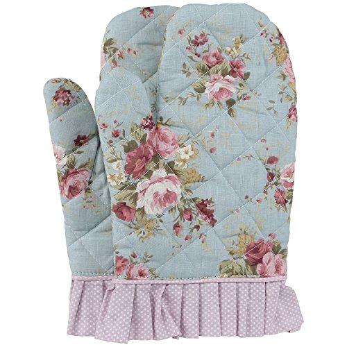 oven mitt set floral - 9