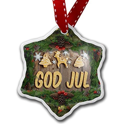 Norwegian Christmas Ornaments: Amazon.com