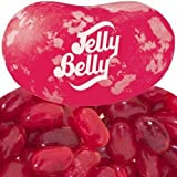 FirstChoiceCandy Jelly Belly Pomegranate Jelly Beans 1 Pound Resealable Bag